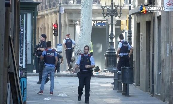ALERTĂ TERORISTĂ ÎN BARCELONA! Poliția catalană a evacuat zona din jurul catedralei Sagrada Familia