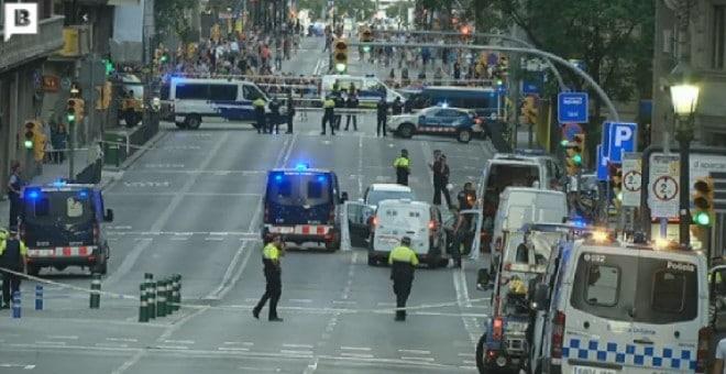 Barcelona. Alarmă falsă la Sagrada Familia