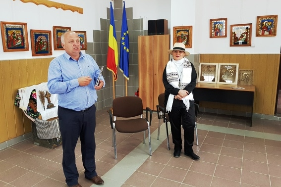 Comuna Ciocănești – Suceava, locul unde artiștii populari au lăsat adevărate comori naționale