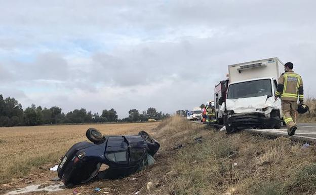 VIDEO. Tragedie în Spania. Familie de români ucisă într-un accident rutier