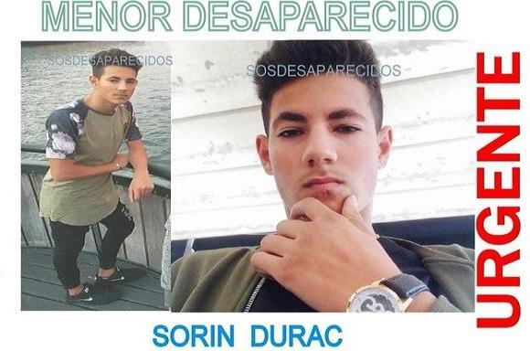 Spania. Adolescent român, dispărut fără urmă. Familia îl caută disperată