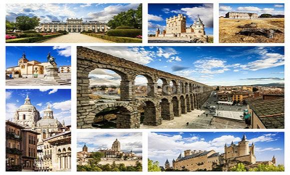 Spania. Obiective turistice, prezentate în limba română