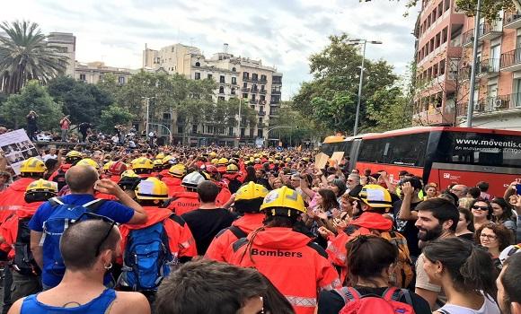Catalonia. Haos în aeroporturi, gări și autogări. Recomandările Ministerului transporturilor spaniol