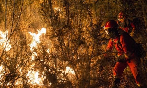 Incendii devastatoare în Spania. Trei morți și mii de persoane evacuate