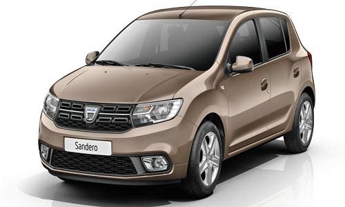 Dacia Sandero, cel mai bine vândut automobil din Spania