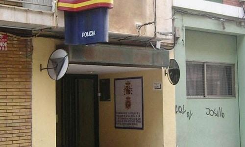 Amenințări cu moartea într-o secție de poliție din Spania. Un român arestat